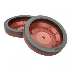 Resin Wheel for Bevelling (Red Base) 150*12(Bore)*15*12 + 3#