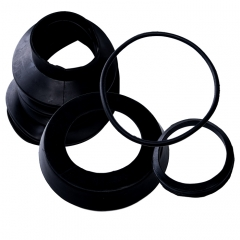 Water Proof Cover for Bottom Motor on Edger (4 pieces) 100*65