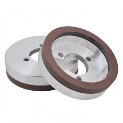 Dia 150 Resin Wheel(Red Sand)150*50(Bore)*15*10 + 240#