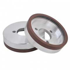 Dia 150 Resin Wheel(Red Sand)150*50(Bore)*10*10 + 240#